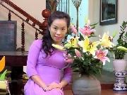 Thiếu nữ Huế qua tranh của nhà giáo, họa sĩ Huỳnh Thị Tường Vân