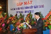 Kỷ niệm 35 năm thành lập Bảo tàng Lịch sử tỉnh