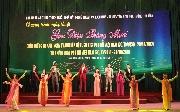 Giai điệu Tháng Mười - Tôn vinh người phụ nữ Việt