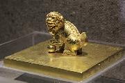 Chiếc ấn vàng truyền quốc của triều Nguyễn