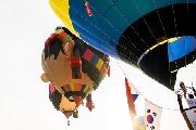 Ngắm Huế trên khinh khí cầu
