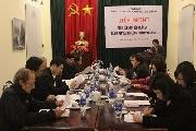 BCH Liên hiệp các Hội VHNT Thừa Thiên Huế tổ chức Hội nghị tổng kết hoạt động năm 2017 và triển khai phương hướng, nhiệm vụ năm 2018