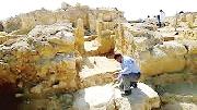 Ai Cập phát hiện đền cổ ở Al -Salam