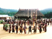 """Trưng bày """"Đặc trưng văn hóa các dân tộc miền Trung trong cộng đồng 54 dân tộc Việt Nam"""""""