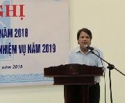 Hội Nhà văn Thừa Thiên Huế tổng kết hoạt động năm 2018, triển khai phương hướng, nhiệm vụ năm 2019