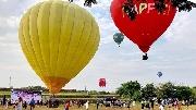 Rực rỡ sắc màu Lễ hội Khinh khí cầu Quốc tế