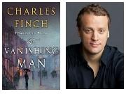 """""""The Vanishing Man"""" - cuốn tiểu thuyết điều tra li kì của Charles Finch"""