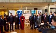 """Triển lãm tài liệu """"Hồ Chí Minh - Danh nhân Văn hóa"""" tại trụ sở UNESCO"""