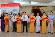 Khai mạc triển lãm mỹ thuật Chân dung Mẹ Việt Nam Anh hùng