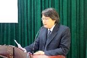 Họp báo công bố quy chế, thể lệ giải thưởng VHNT Cố đô lần thứ VI (2013 - 2018)