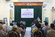 Hội nghị triển khai cuộc thi ảnh nghệ thuật - thời sự về giai cấp công nhân và công đoàn thành phố Huế