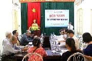 Hội nghị Tổng kết hoạt động năm 2019 của Ban Chấp hành Liên hiệp các Hội VHNT TT.Huế