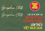 Thông báo v/v tổ chức Cuộc thi và Triển lãm Tranh Đồ họa các nước ASEAN lần thứ 3 - Việt Nam 2020
