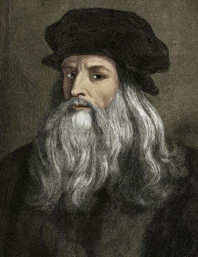 Công nghệ rọi sáng tư duy sáng tạo của Da Vinci