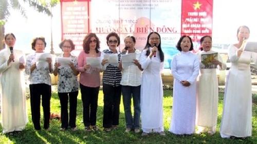 Kiên quyết phản đối hành động xâm phạm chủ quyền Việt Nam của Trung Quốc