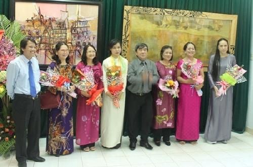 Triển lãm tác phẩm Mỹ thuật, Nhiếp ảnh tôn vinh các tác giả nữ Thừa Thiên Huế