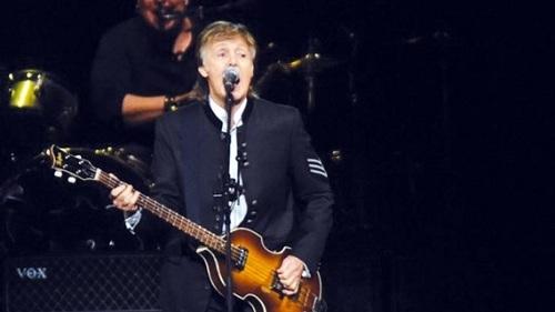 Đêm nhạc từ thiện của Paul McCartney
