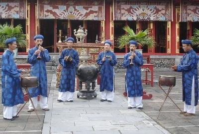 Thái Bình cổ nhạc tái xuất sau 60 năm