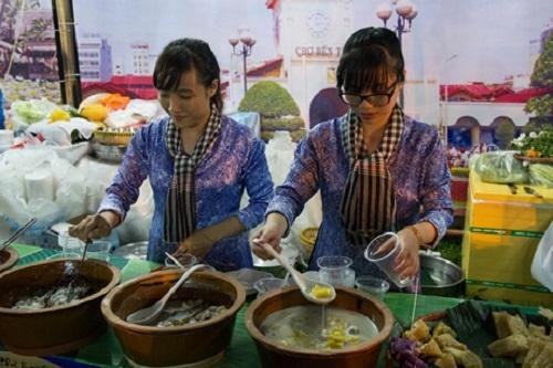 """Sẽ có """"Liên hoan Ẩm thực quốc tế"""" tại Festival Huế 2018"""