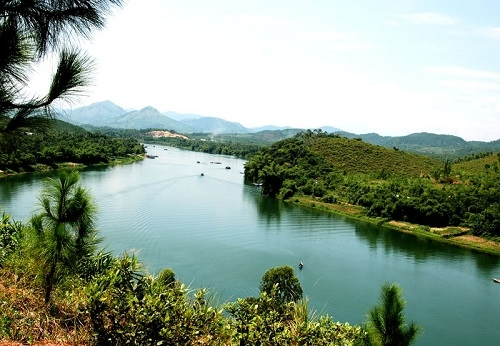 Viết trên đồi Vọng Cảnh