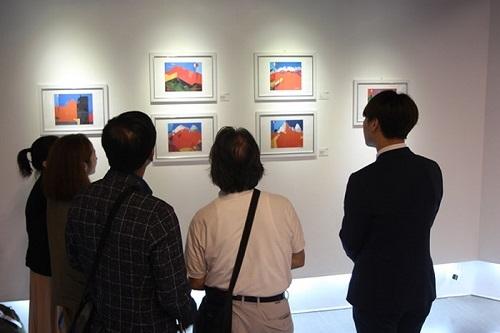 Triển lãm mỹ thuật đương đại Hàn Quốc tại Việt Nam