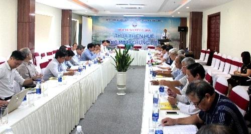 """Hội thảo khoa học """"Thừa Thiên Huế - những minh chứng lịch sử"""""""