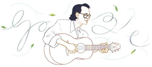Doodles vinh danh nhạc sĩ Trịnh Công Sơn