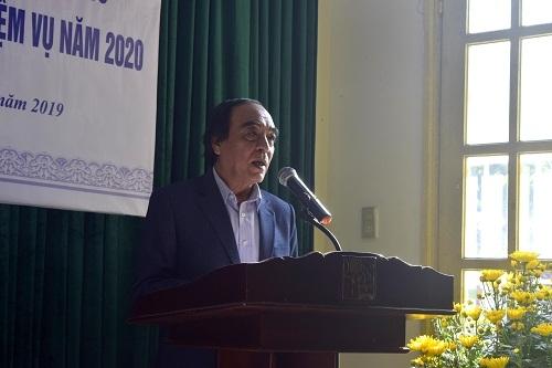 Tổng kết hoạt động Hội Nghệ sĩ Sân khấu Thừa Thiên Huế năm 2019