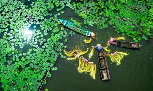 Thông báo thể lệ cuộc thi Ảnh đẹp Du lịch An Giang năm 2019