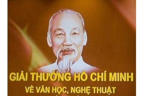 """Khởi động xét tặng """"Giải thưởng Hồ Chí Minh"""" về VHNT năm 2021"""