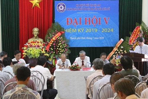 Chi hội Nghệ sĩ Nhiếp ảnh Việt Nam tỉnh TT.Huế tổ chức đại hội khóa V (nhiệm kỳ 2019 - 2024)