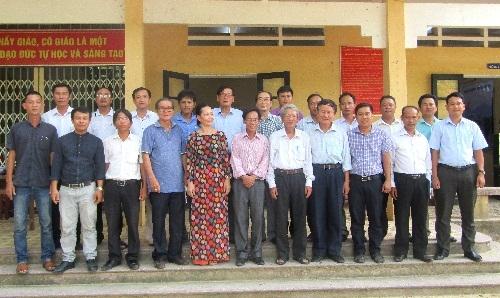33 tác phẩm văn học ra đời trên mảnh đất Hương Thọ giàu trầm tích văn hóa