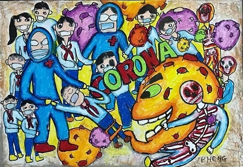 Văn nghệ sỹ Thừa Thiên Huế hưởng ứng cuộc chiến chống dịch bệnh Covid-19