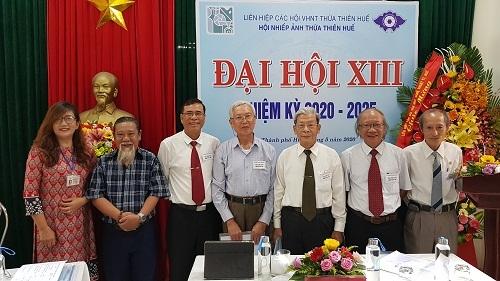 Hội Nhiếp ảnh Thừa Thiên Huế tổ chức đại hội khóa XIII, nhiệm kỳ 2020 - 2025