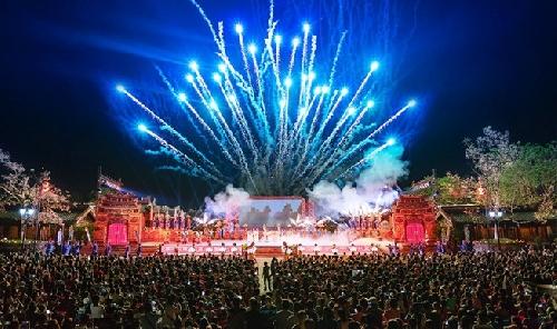 Festival Huế năm 2020: Khai mạc vào ngày 26/8 và bế mạc vào ngày 31/8.