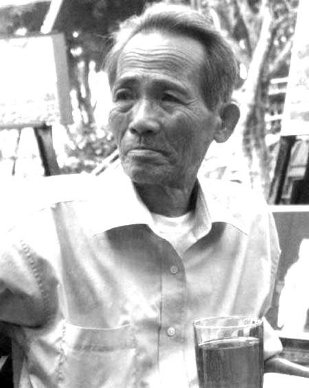 Nhà thơ Lê Văn Ngăn: Người anh lớn của tôi