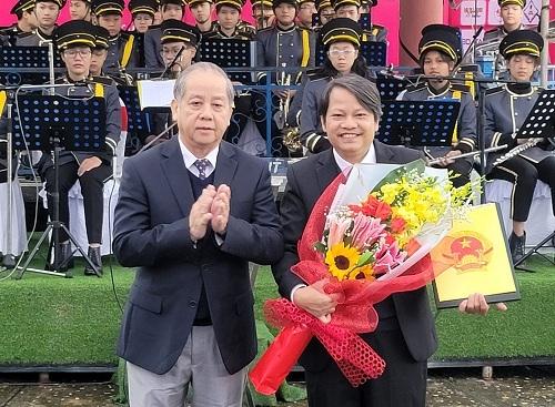 Ra mắt CLB Dàn nhạc Kèn Huế
